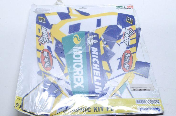 New KTM Factory Graphic Kit NOS | eBay Motors, Parts & Accessories, Motorcycle Parts | eBay!