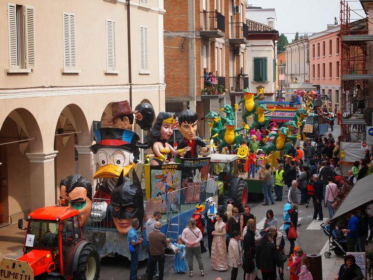 Living Ravenna: Carnevale 2015 a Fusignano (RA)