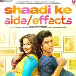 Shaadi Ke Side Effects (2014) Hindi MP3 Songs Online.. #shaadikesideeffects #vidyabalan #hindisongs #farhanakhtar