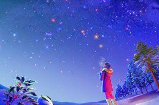 گرافیکی ستاره اسمان