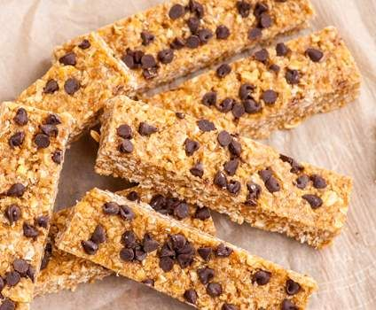 Recipe Choc chip muesli bars by Modern day missy moo - Recipe of category Baking - sweet