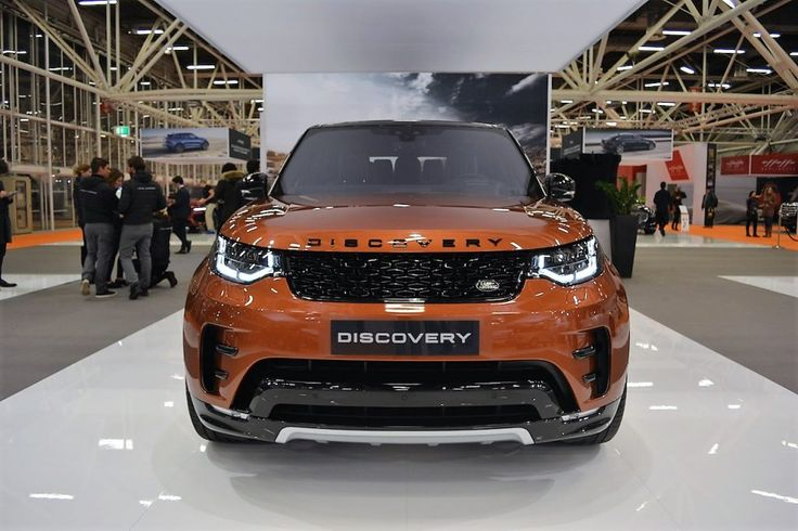 New #LandRover #Discovery to enter India in H2 2017