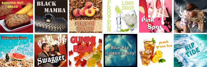 The 12 best e-liquid flavors: Find out which flavors are most popular?