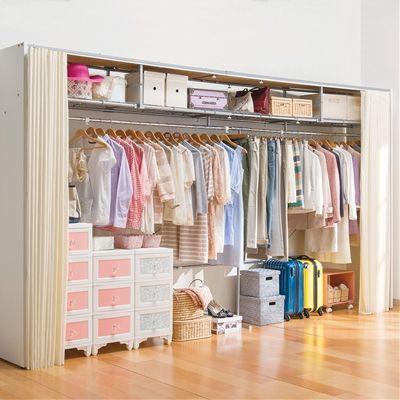 カバー付ハンガーラックのページです。家具通販ベルーナインテリア(interior)はインテリア商品が豊富な通販サイトです。