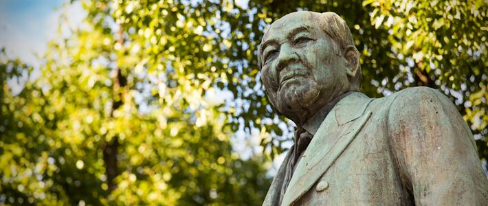 """Shibusawa Eiichi, the """"father of Japanese capitalism,"""" saw morality as an essential part of economic activity and stressed pursuit of the public interest. His ideas are attracting renewed attention in a time of concern over excesses in global capitalism."""