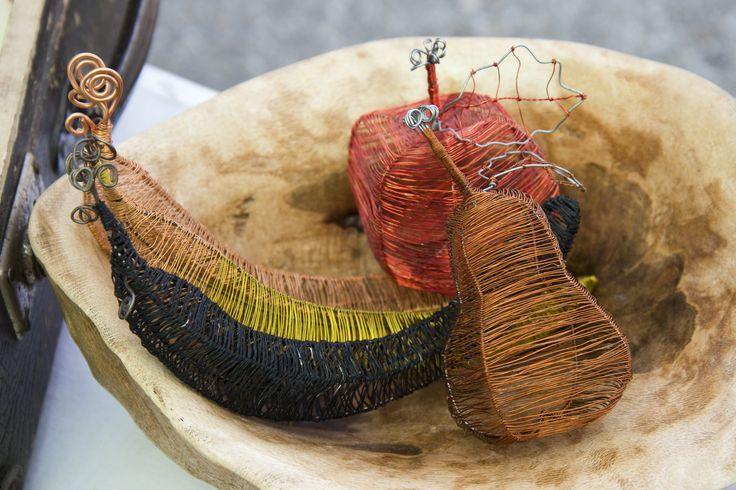 wire fruit v jedlej veľkosti