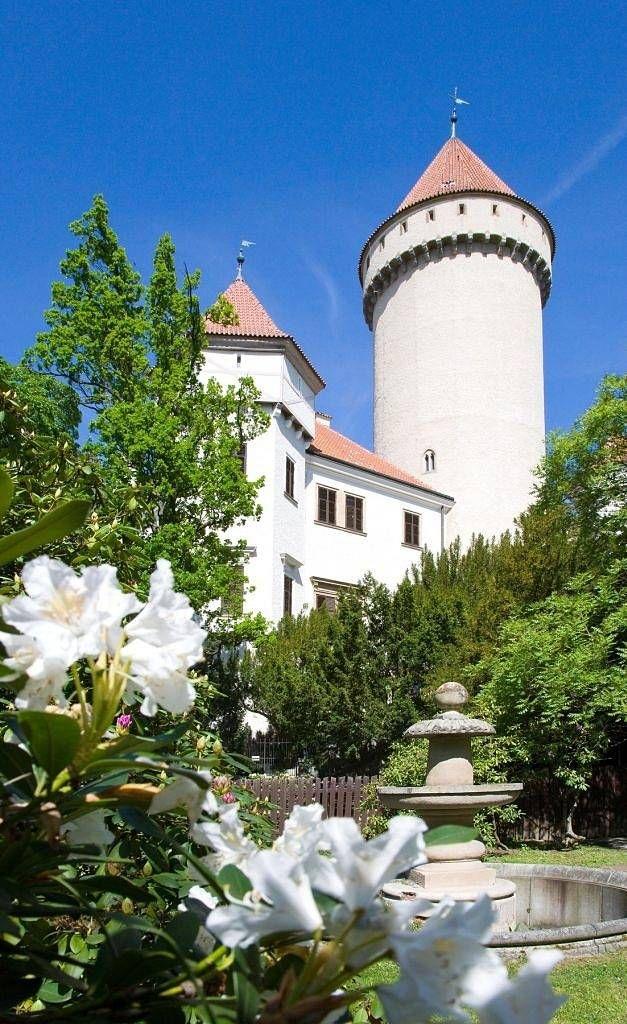 The Konopiště Castle
