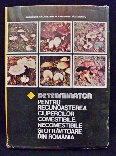 Determinator Pentru Recunoasterea Ciupercilor