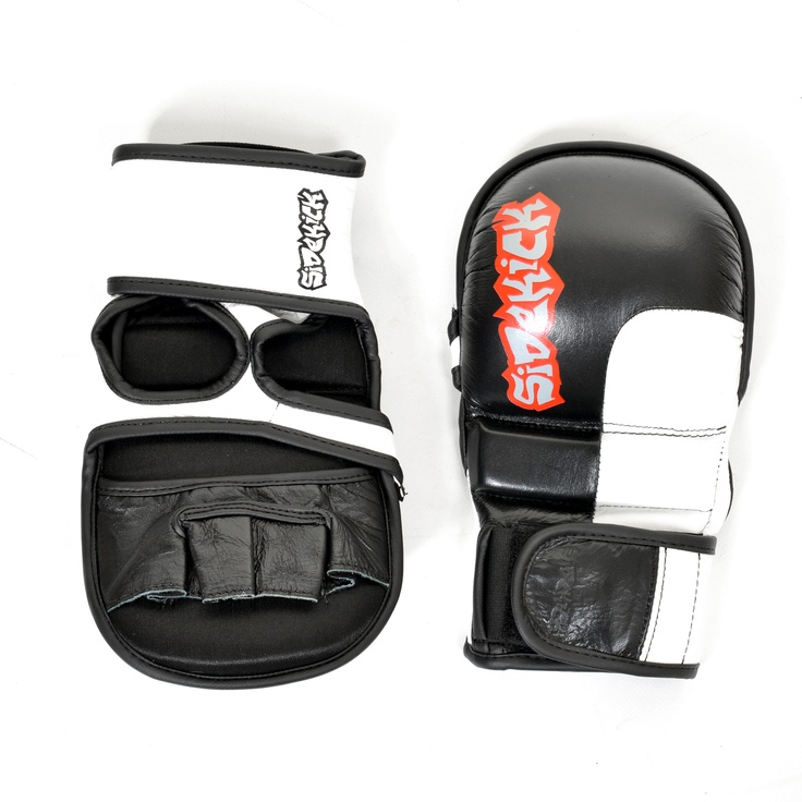 MMA Sparring gloves available at www.sidekickboxing.co.uk