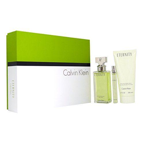 Calvin Klein Eternity Gift Set for Women, 3.4 Fluid Ounce - http://www.theperfume.org/calvin-klein-eternity-gift-set-for-women-3-4-fluid-ounce/
