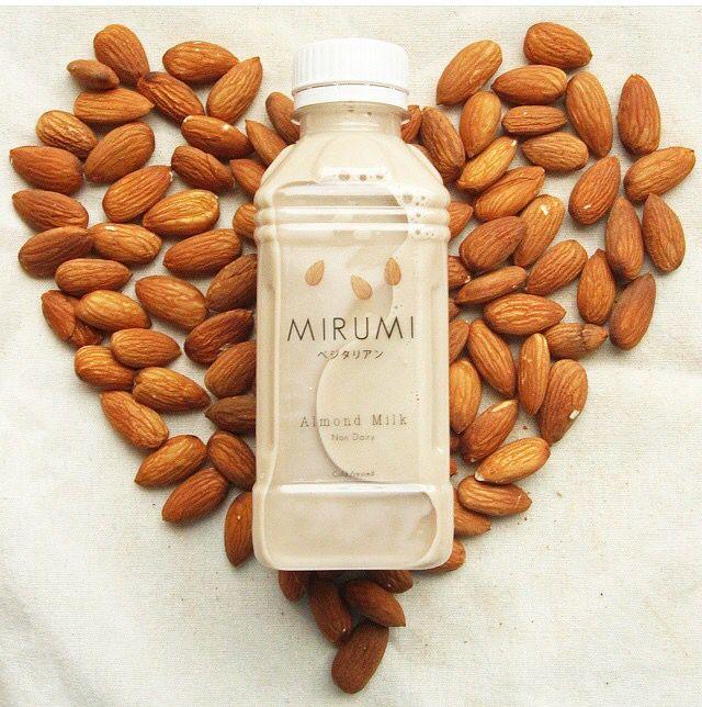 Love your body with almond milk from @mirumimylk. Location: Surabaya