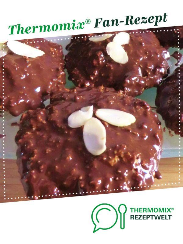 Lebkuchen kuchen rezept thermomix