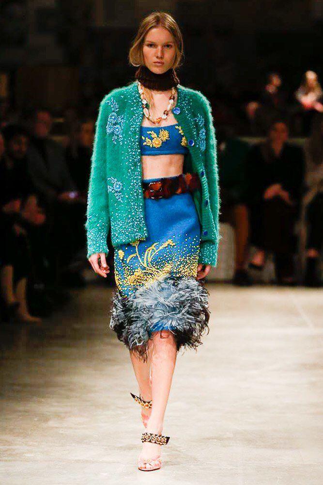 Prada -  Fall 2017 Ready-to-Wear