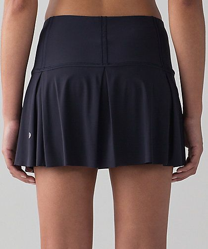 Lululemon Lost In Pace Skirt Regular & Tall Color:  Midnight Navy Size:  2-12 Price:  68.00 Released:  2017