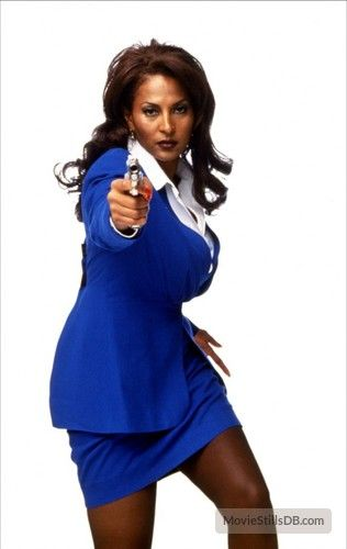 Pam Grier from Jackie Brown
