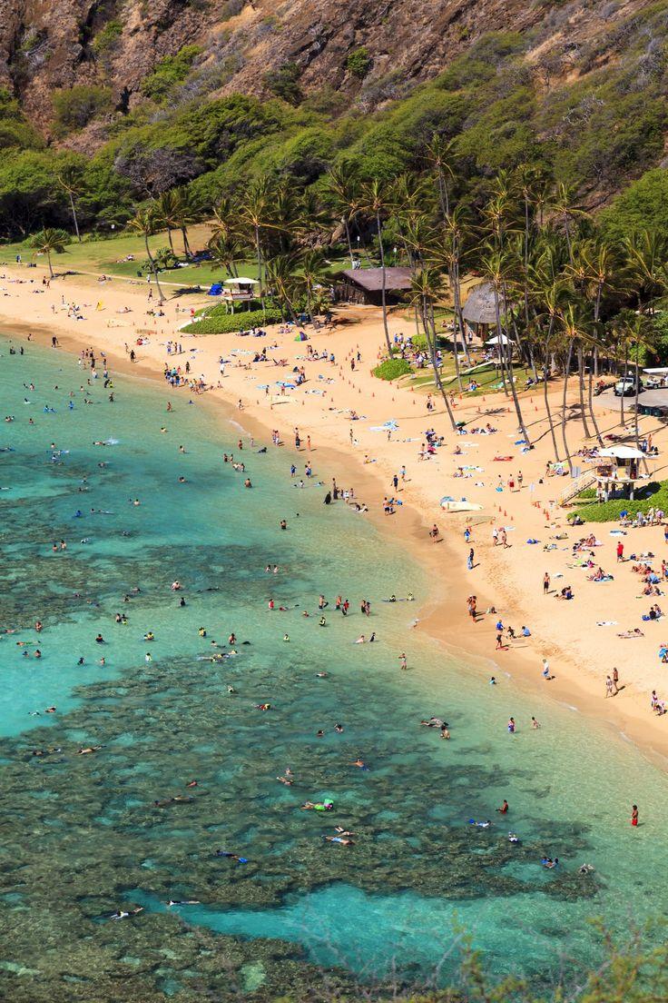 USA, Hawaii, Oahu, Hanauma Bay