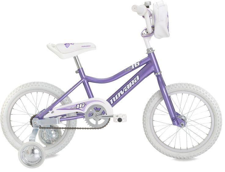 "Novara Firefly 16"" Girls\' Bike - 2015"