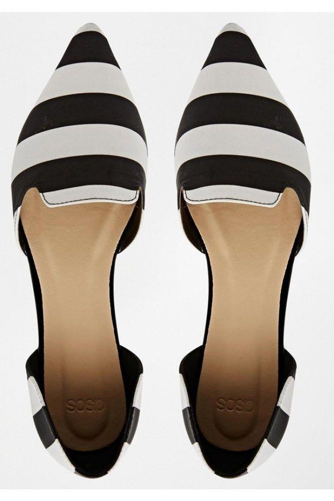 Scegli tra 25 modelli diversi di scarpe estive: scarpe basse, sandali, slipper, espadrillas e ciabatte!