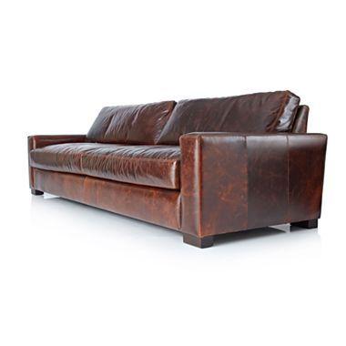 Sofas Leather Sofas And On Pinterest