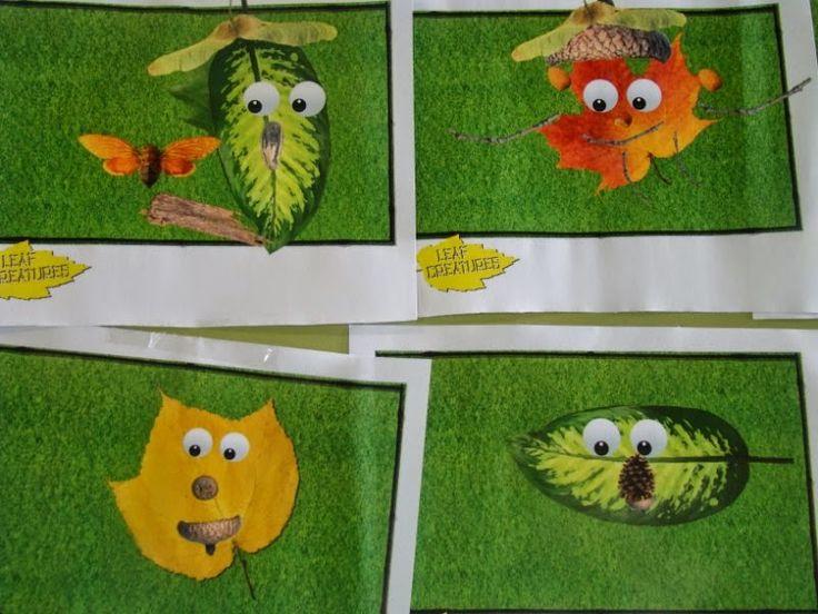 Els nostres moments a l'aula d'infantil: programa online arte de otoño.