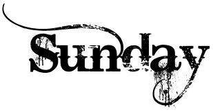 Είναι μια όμορφη μέρα! Είναι Κυριακή!