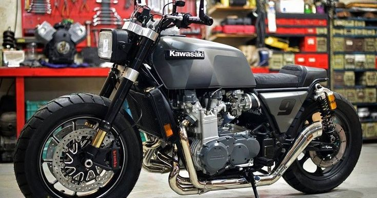 Pin by Theo Eleftheriou on KAWASAKI Z1300 | Classic bikes