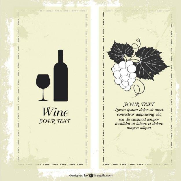 320 best Cartas de Menú images on Pinterest Drink menu - sample wine menu template