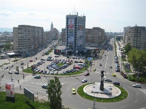 Downtown - Bacau