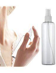 TUANTALL 300 ml Zerstäuber Durchsichtig Leere Sprühflasche Nachfüllbar Feinen …