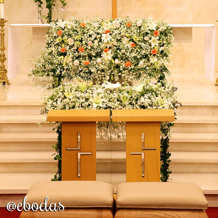 Wedding Altar Weheartit: 104 Best IGLESIA Images On Pinterest