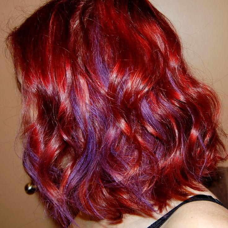 17 Best ideas about Colored Highlights on Pinterest ...