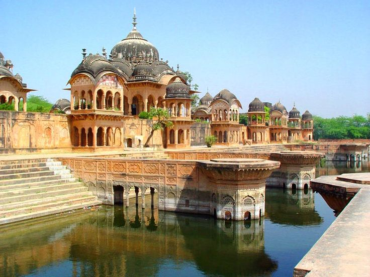 Vrindavan - Krishna's Home