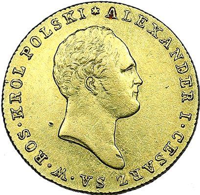 25 zlotych 1819 IB - Rare!   Coins.ee - Numismatics