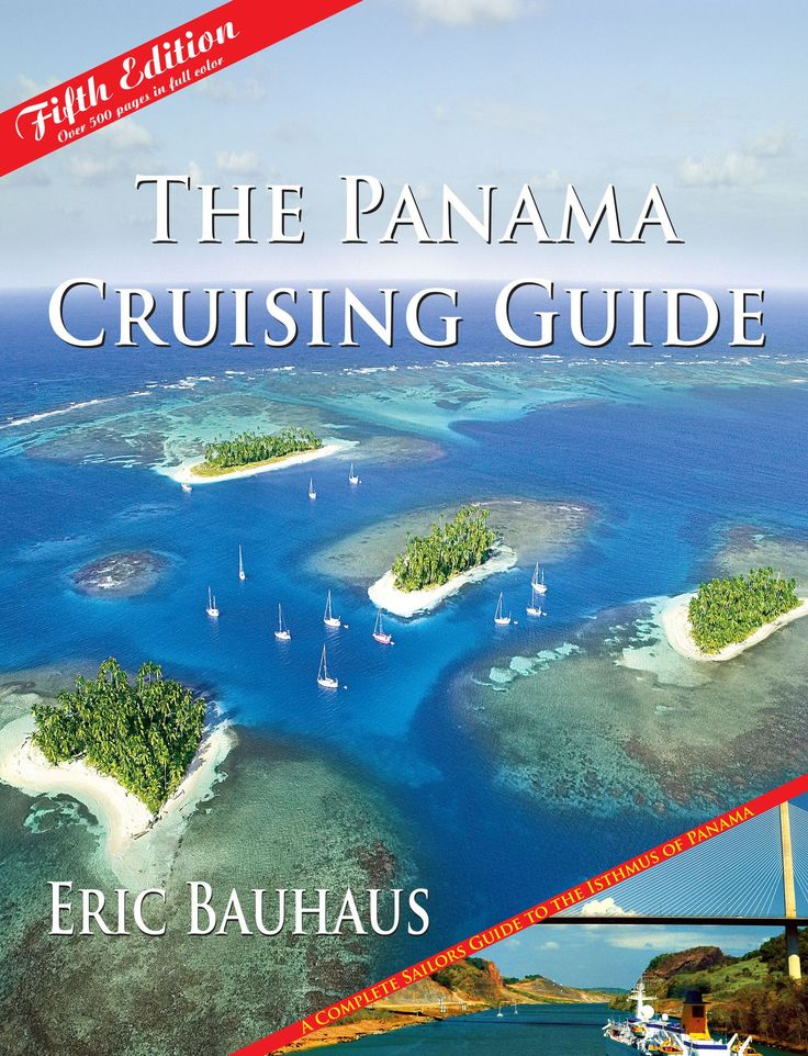 The 2014 newly updated 5th edition of The Panama Cruising Guide by Eric Bauhaus is a necessity for anyone planning to sail in Panama. The over 223 highly accurate charts in this book, all surveyed by