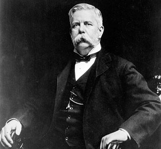 George Westinghouse -Founder of the Westinghouse Electric Company in 1866, Westinghouse (see photos) was a well-known inventor and engineer of his time