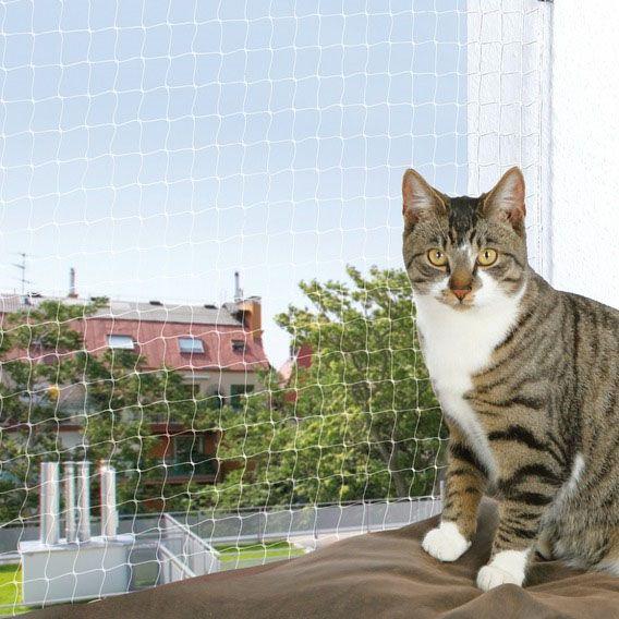 """Balkongnät """"Cat Protect"""" 6 x 3 meter   529 SEK"""