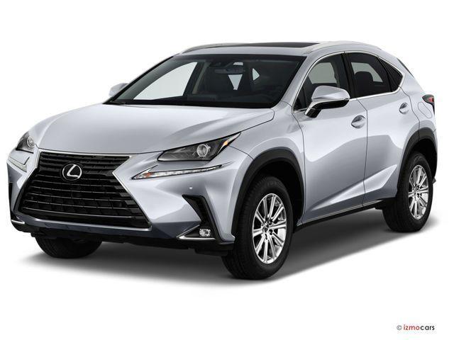 Lexus Nx 2020 Us News
