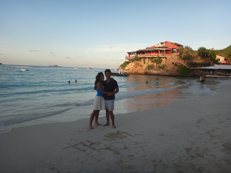 Real Honeymoons: Nick and Jessica venture to St. Barths Luxurious Eden Rock