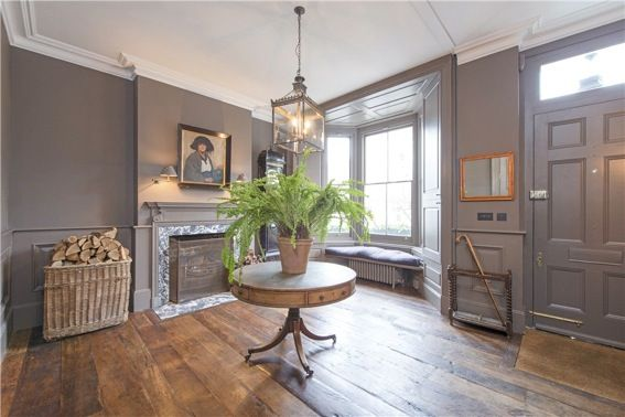 I just about died when I stumbled upon this real estate listing on RDuJour. Who wants to move to London with me? Okay, so the £8,500,000 price tag may be a bit steep, but just look at the space! I love all the architectural details and cozy grey paint job. A girl can dream… (see the …