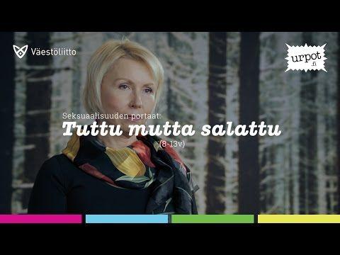 Seksuaalisuuden portaat | urpot.fi