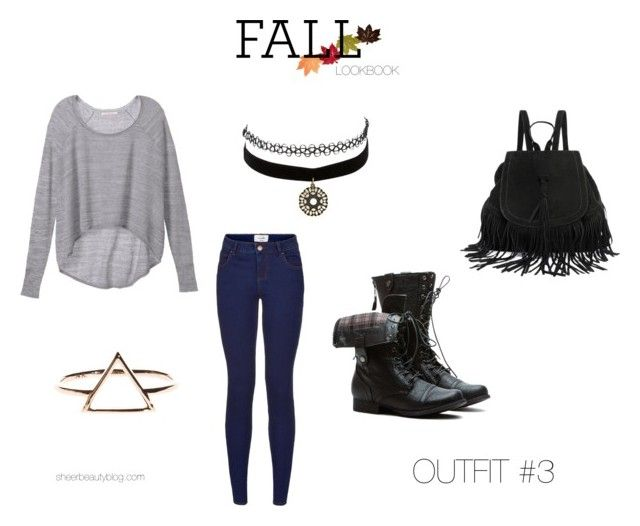"""FALL LOOKBOOK OUTFIT #3"" by sheerbeauty on Polyvore featuring Victoria's Secret and Charlotte Russe"