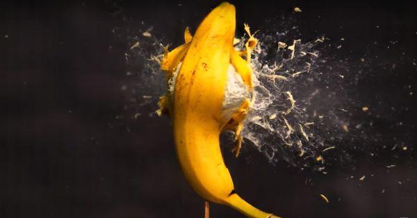 Que se passe t'il lorsque des aliments se font transpercer ?