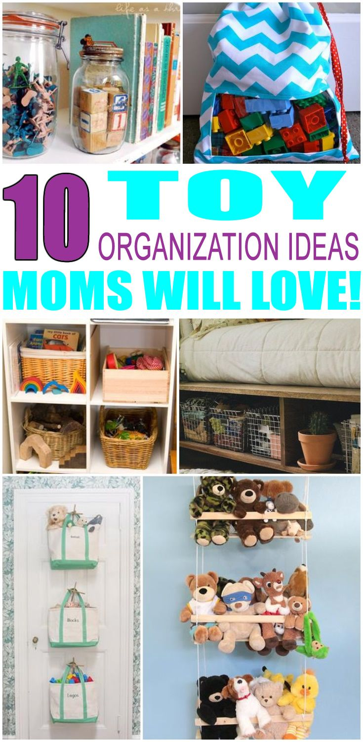 Toy Organization For Small Spaces Get The Best Ideas For Play Areas Bedrooms Child Room And More Small Kids Room Kids Room Organization Toy Organization Diy