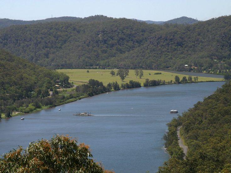 hawkins lookout wisemans ferry - Google Search