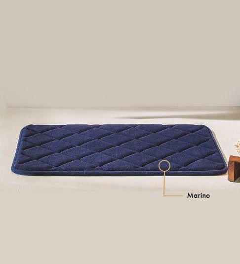 Tapete para ba o soft marino utensilios art culos y for Utensilios de bano
