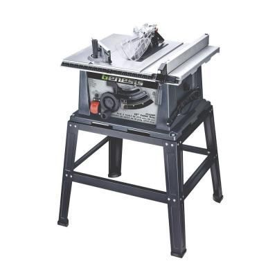 Genesis GTS10SB 10 inch Table Saw with Stand