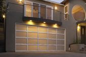 Overhead Door Co of Metro West Residential Garage Doors - this style would work for the separator wall bt gym and studio