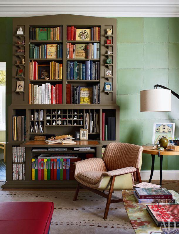 Дом дизайнера Эшли Хикса в Оксфордшире
