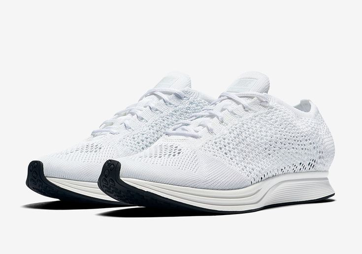 The Nike Flyknit Racer White Sail (Style Code: 526628-100) will release this Spring 2017 season for $150 USD. Check out the pristine pair in detail here: