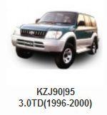 Toyota > Toyota 4x4 Parts > Toyota Land Cruiser Parts > KZJ90|95 3.0TD(1996-2000)